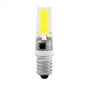 Светодиодная лампа Biom 2508 5W E14 3000K AC220 silicon
