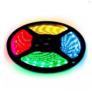 OEM Светодиодная лента OEM ST-12-5050-60-RGB-65, герметичная, 1м
