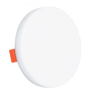 Светильник светодиодный Biom UNI-R18W-5 18Вт круглый 5000К