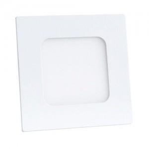 Светильник светодиодный Biom PL-S3 W 3Вт квадратный белый (LF-3)