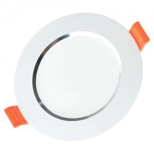 Светильник светодиодный Biom DF-6W 6Вт белый круглый 5000К