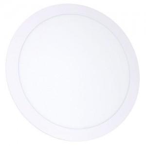 Светильник светодиодный Biom PL-R24 W 24Вт круглый белый