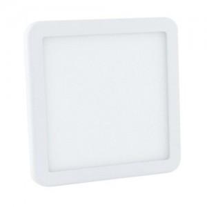 Светильник светодиодный Biom СL-S12W-5/2 NEW 12Вт квадратный 5000К