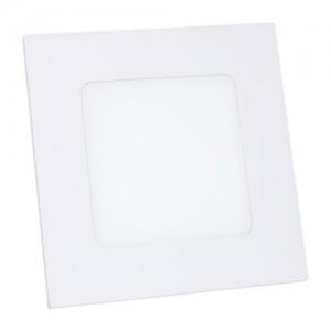 Светильник светодиодный Biom PL-S6 W 6Вт квадратный белый (LF-6-01)