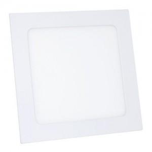 Светильник светодиодный Biom PL-S12 W 12Вт квадратный белый (LF-12-01)