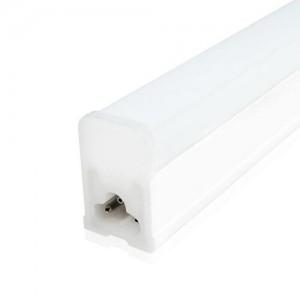 Светильник светодиодный Biom T5 Y-300-6W-PL 6200K AC220 пластик