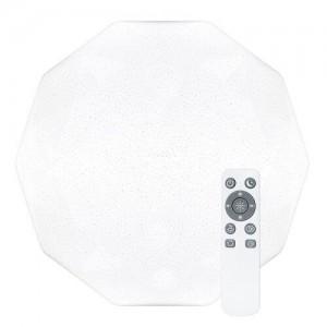 Светильник светодиодный Biom SMART SML-R05-50/2 3000-6000K 50Вт с д/у New