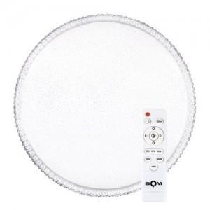 Светильник светодиодный Biom SMART SML-R08-80 3000-6000K 80Вт с д/у