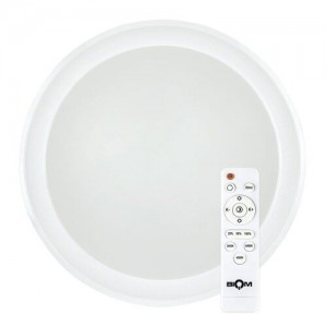 Светильник светодиодный Biom SMART SML-R10-80 3000-6000K 80Вт с д/у