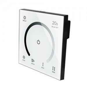 Диммер OEM 8A-Touch-W белый встраиваемый