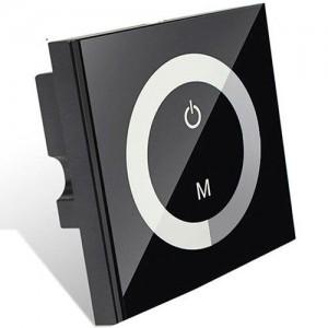 Диммер OEM 8A-Touch-B черный встраиваемый