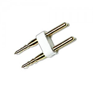 Коннектор для ленты NEON 2pin-pin (иголка 2-х стор.)