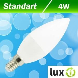 Светодиодная лампа Biom BT-549 C37 4W E14 3000К