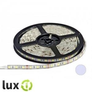 Светодиодная лента 5050-60 led/m 12V IP65 белый