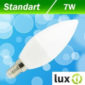 Светодиодная лампа Biom BT-569 C37 7W E14 3000К
