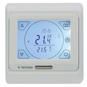Программируемый сенсорный недельный терморегулятор terneo sen