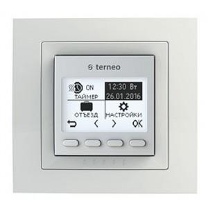Программируемый недельный терморегулятор terneo pro*