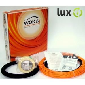Woks 10-100 тонкий двужильный кабель