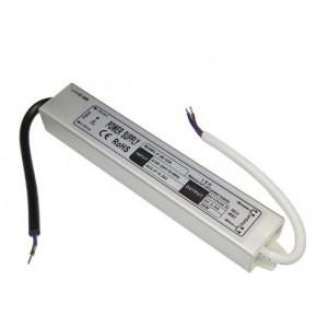 Блок питания DC12 30W 2,5A герметичный IP67