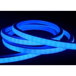 Светодиодная лента гибкий неон Dream Light 220v ip 68 Blue (синий)