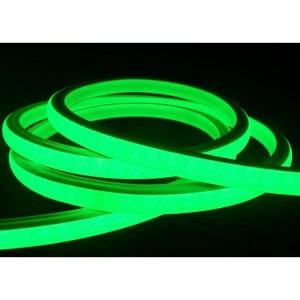 Светодиодная лента гибкий неон Dream Light 220v ip 68 Green (зеленый)
