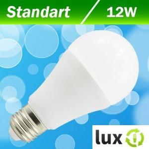 Светодиодная лампа Biom BT-511 A60 12W E27 3000К