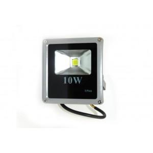 Светодиодный прожектор LedEX 10W slim 6500K 650lm