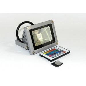 Светодиодный прожектор LedEX 10W RGB