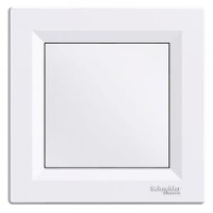 Заглушка Schneider-Electric Asfora белая
