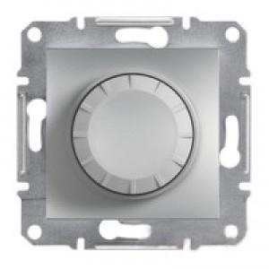 Диммер 20-315Вт (для LED-ламп) Schneider-Electric Asfora Plus алюминий
