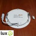 Светильник светодиодный Biom PL-R6 6Вт круглый нейтральный белый