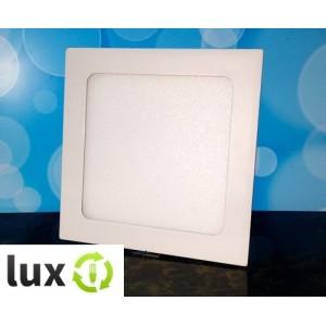 Светильник светодиодный Biom PL-S12 12Вт квадратный нейтральный белый