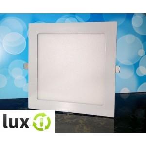 Светильник светодиодный Biom PL-S18 18Вт квадратный нейтральный белый