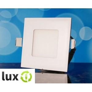 Светильник светодиодный Biom PL-S3 3Вт квадратный нейтральный белый