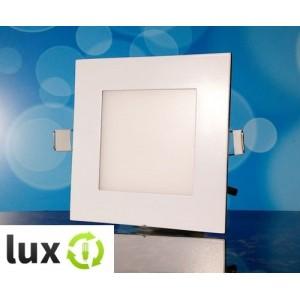 Светильник светодиодный Biom PL-S6 6Вт квадратный теплый белый